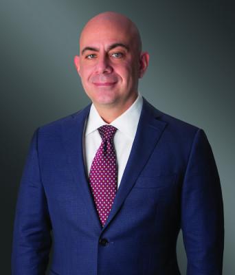 Photo of Benjamin M. Saul